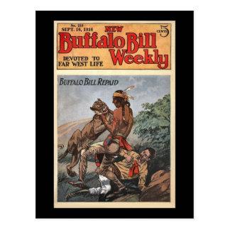Carte Postale Le nouveau no. hebdomadaire 210 1916 de Buffalo