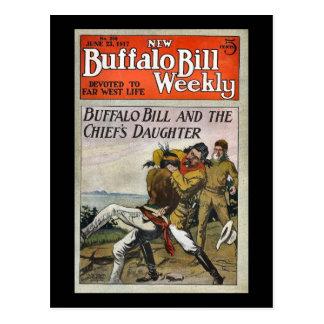 Carte Postale Le nouveau no. hebdomadaire 250 1917 de Buffalo