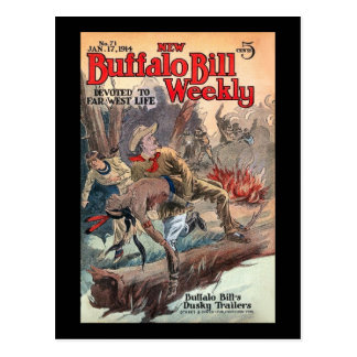 Carte Postale Le nouveau no. hebdomadaire 71 1914 de Buffalo