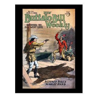 Carte Postale Le nouveau no. hebdomadaire 74 1914 de Buffalo