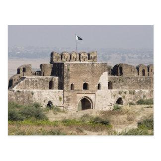Carte Postale Le Pakistan, Dina. Porte de Talaqi comme vu du
