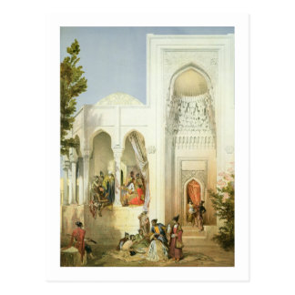 Carte Postale Le palais de Khan de Bakou, péninsule d'Apsheron