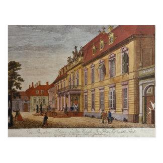 Carte Postale Le palais de prince Ferdinand de la Prusse