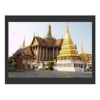 Carte Postale Le palais grand