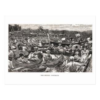 Carte Postale Le panorama de Henley