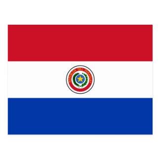 Carte Postale le Paraguay