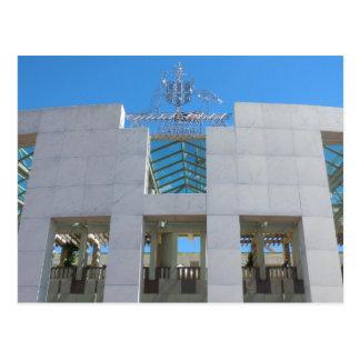 Carte Postale Le Parlement - Canberra