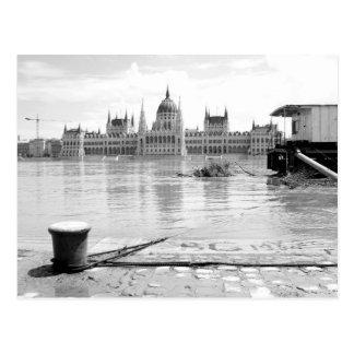 Carte Postale Le Parlement de la Hongrie