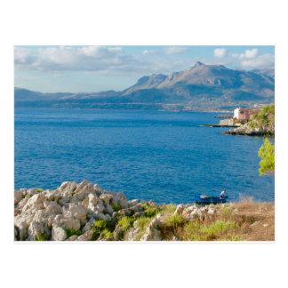Carte Postale Le pêcheur sicilien