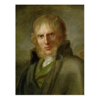 Carte Postale Le peintre Caspar David Friedrich
