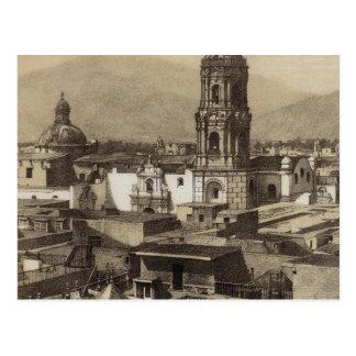 Carte Postale Le Pérou 28
