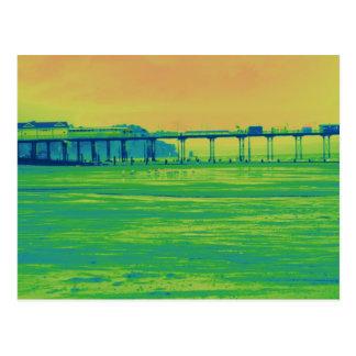 Carte Postale Le pilier