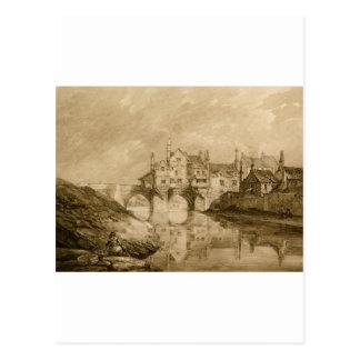 Carte Postale Le pont à Durham