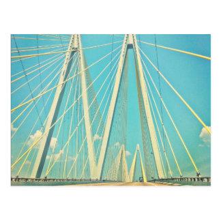 Carte Postale Le pont de Fred Hartman