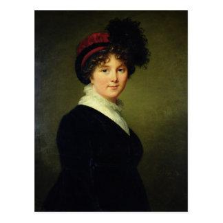 Carte Postale Le portrait d'Arabella font face, duchesse de