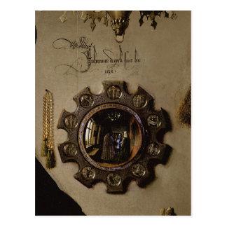 Carte Postale Le portrait de Giovanni Arnolfini