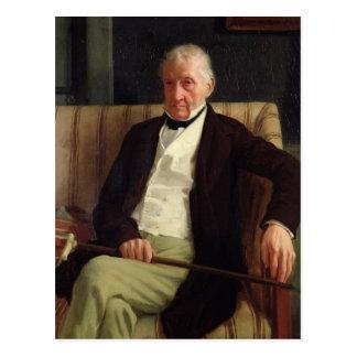 Carte Postale Le portrait d'Edgar Degas | de Hilaire dégazent