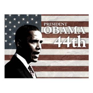 Carte Postale le Président Obama quarante-quatrième - c
