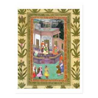Carte Postale Le Qazi, du petit album de Clive (la semaine o