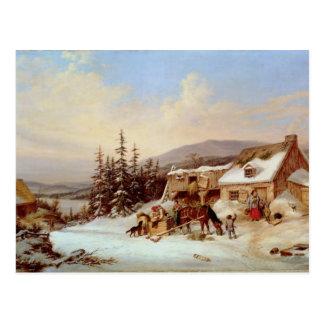 Carte Postale Le Québec