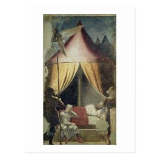 Carte Postale Le rêve de Constantine, de la légende de T