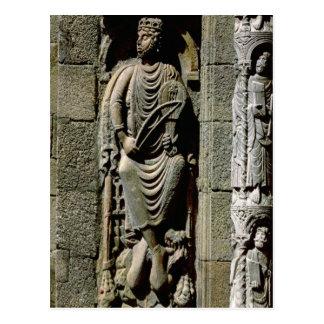 Carte Postale Le Roi David