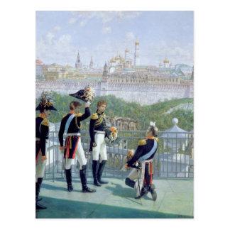 Carte Postale Le Roi prussien Friedrich Wilhelm Ii