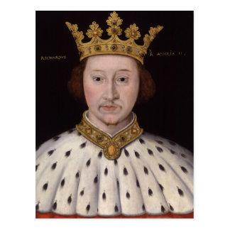 Carte Postale Le Roi Richard II de l'Angleterre