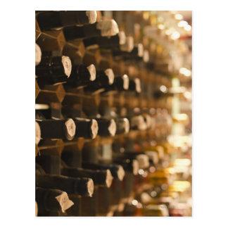 Carte Postale Le Royaume-Uni, Bristol, vieilles bouteilles de