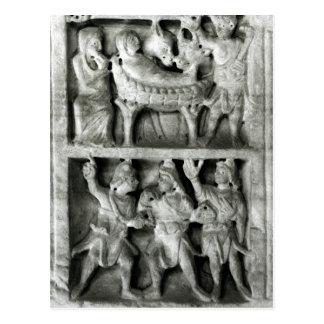 Carte Postale Le sarcophage de la nativité
