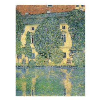 Carte Postale Le Schloss Kammer sur l'Attersee III, 1910
