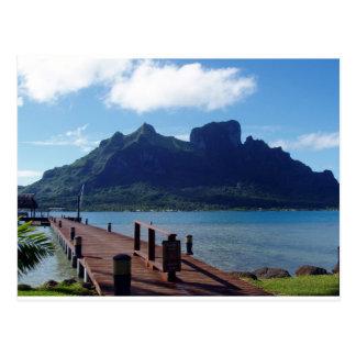 Carte Postale Le Tahiti - une autre vue