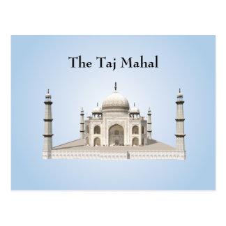 Carte postale : Le Taj Mahal