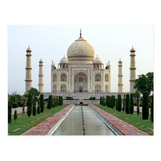 Carte Postale Le Taj Mahal