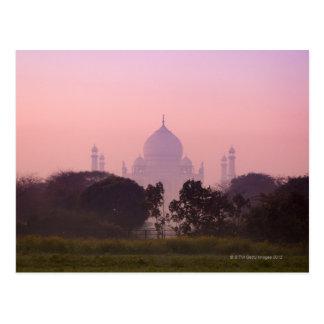 Carte Postale Le Taj Mahal 2