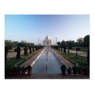 Carte Postale Le Taj Mahal 7
