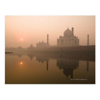 Carte Postale Le Taj Mahal, Âgrâ, Inde