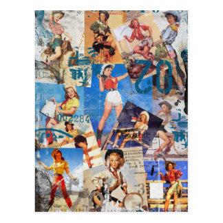 Carte Postale Le Texas éclectique : No. 1 de collection de