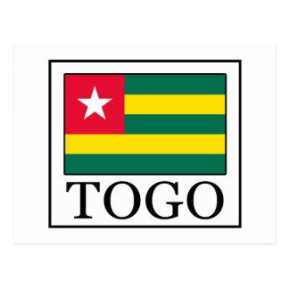 Carte Postale Le Togo