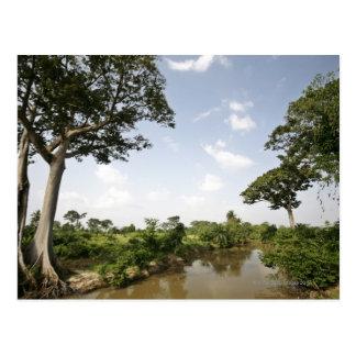 Carte Postale Le Togo central, Afrique de l'ouest