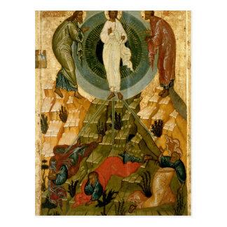 Carte Postale Le Transfiguration de notre seigneur