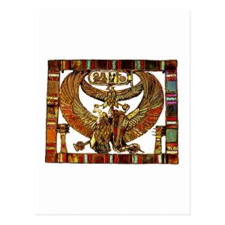 Carte Postale Le trésor de Khaemwaset