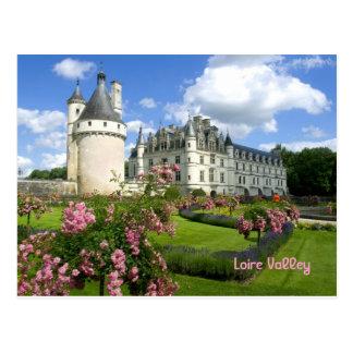 Carte Postale Le Val de Loire