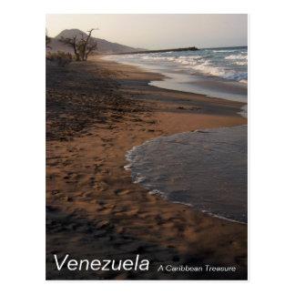 Carte Postale Le Venezuela. Un trésor des Caraïbes