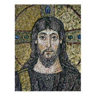 Carte Postale Le visage du Christ