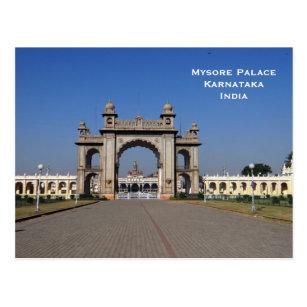 Carte De Linde Mysore.Cartes Postales Mysore Originales Zazzle Fr