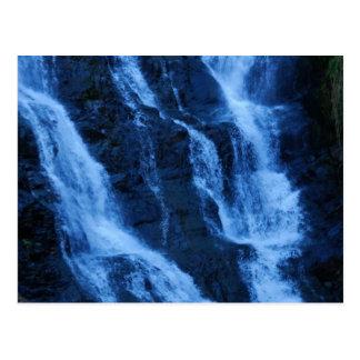 Carte Postale L'eau plus de façon précieuse que l'or