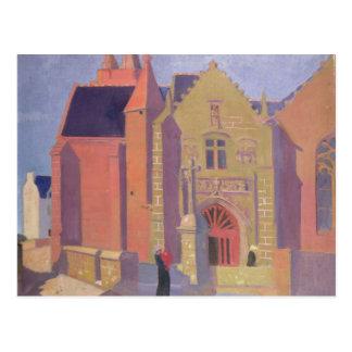 Carte Postale L'église de Notre-Dame de la Clarte