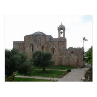 Carte Postale L'église Liban de St John
