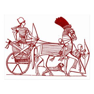 Carte Postale L'Egypte antique
